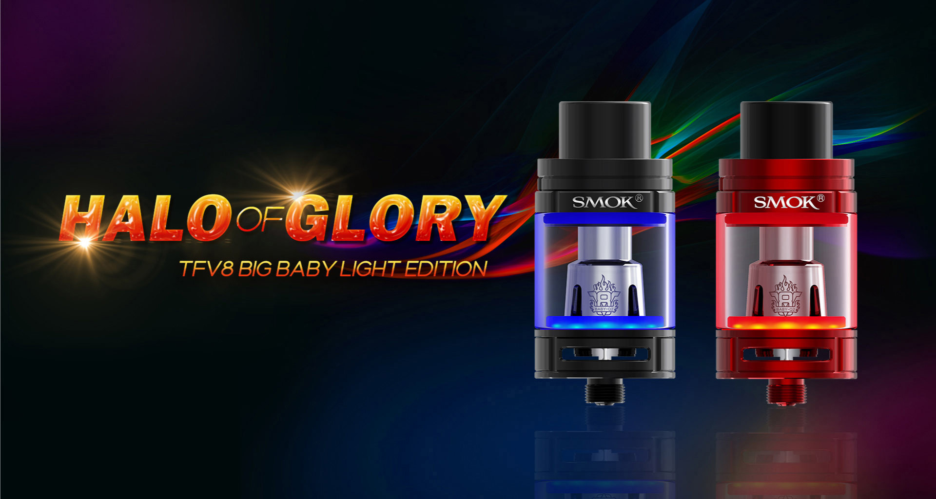 SMOK TFV8 Big Baby Light Edition 1